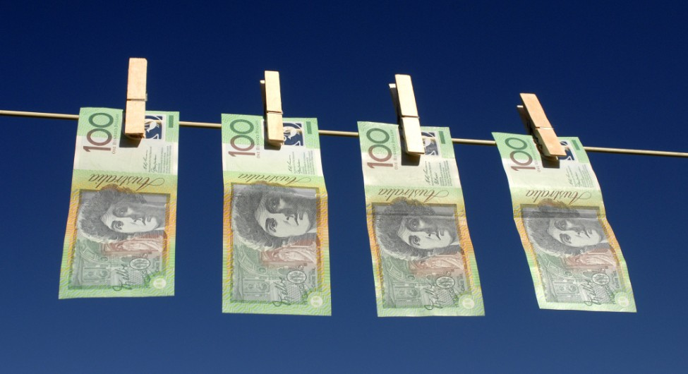 A criminal asked to design Australia's anti-money laundering laws would probably keep the ones we've got