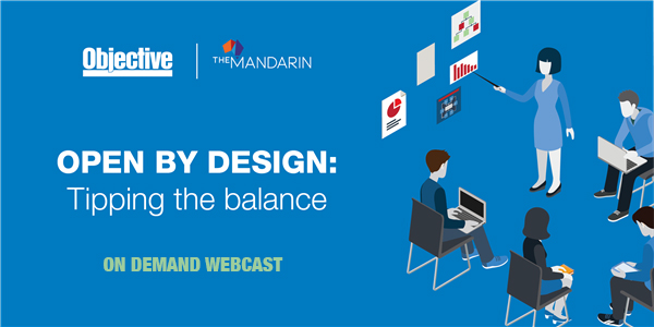 On Demand webcast: Open by design – Tipping the balance image