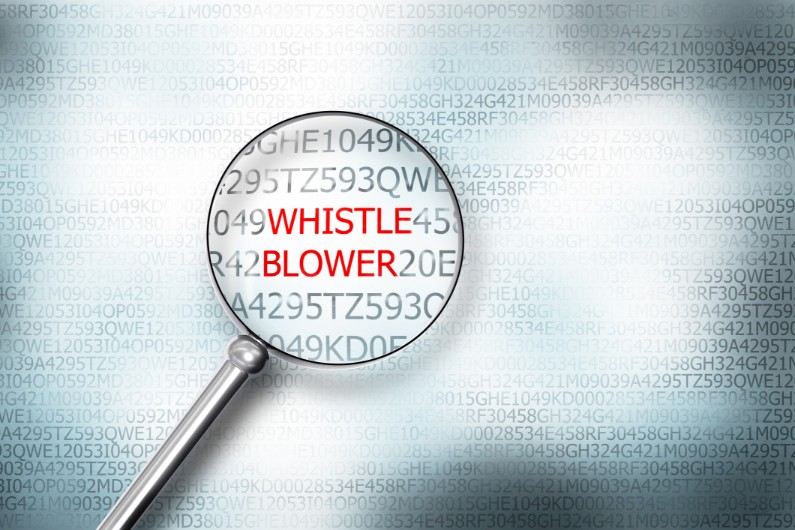 The EU aims to set a new international standard for whistleblower protection