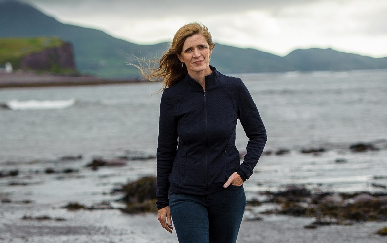 Bringing Islamic State survivors to the UN: Obama's ambassador Samantha Power on breaking out of bureaucratic isolation