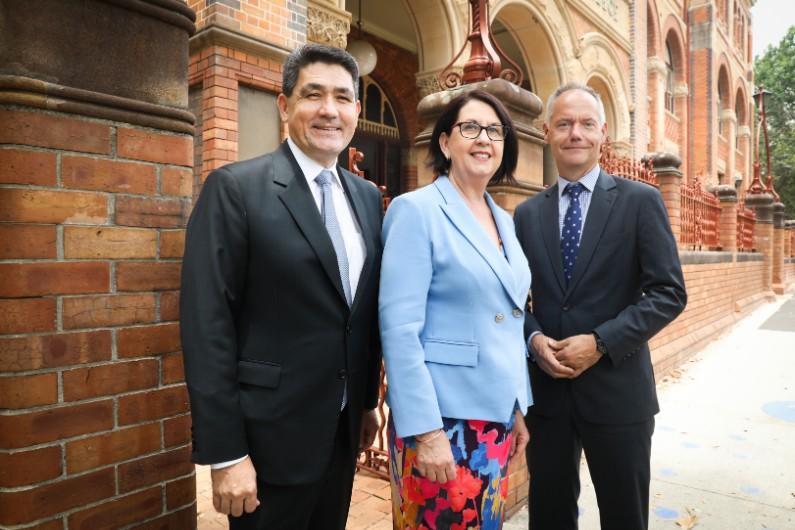 NSW bus boss heads to TAFE
