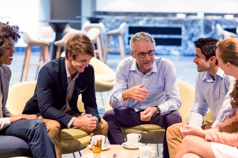 'Get the people-side right.' Allan Hawke on the nitty gritty of what leaders need to do to get a high-performing organisation