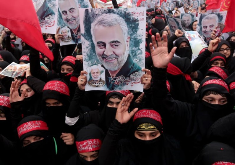 Political assassinations were once unthinkable. Why the US killing of Soleimani sets a worrying precedent