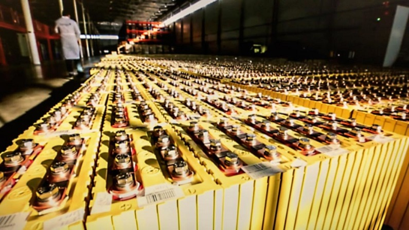 How cheap must batteries get for renewables to compete with fossil fuels?