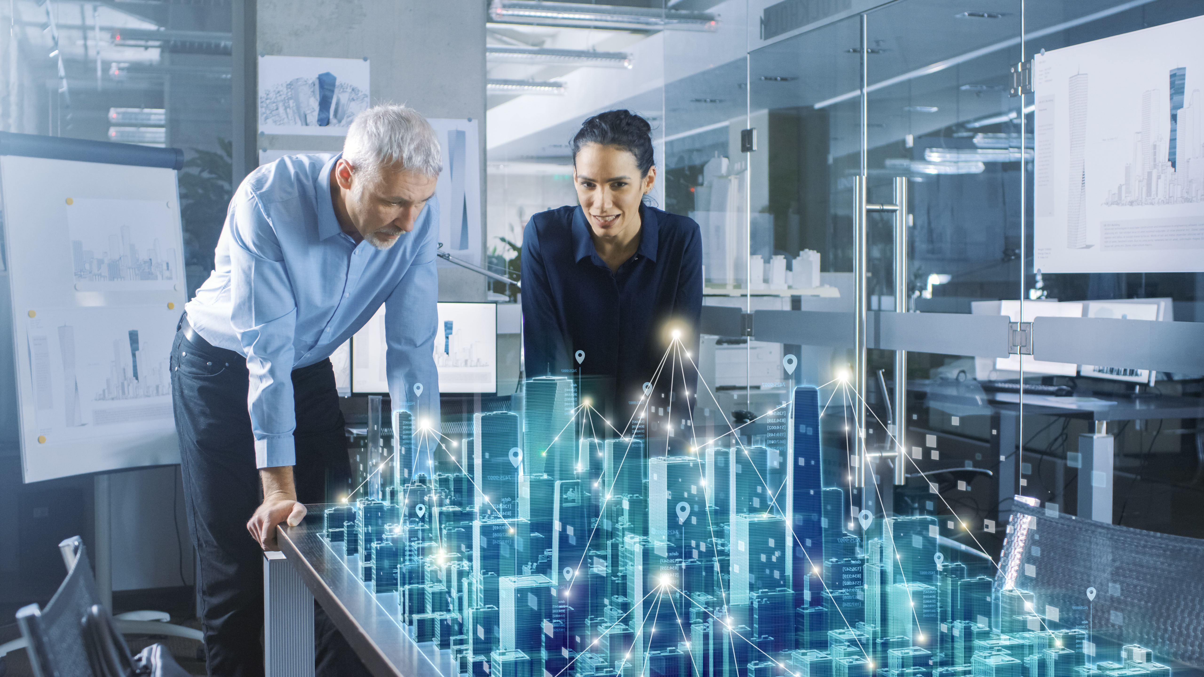 NSW launches spatial digital twin