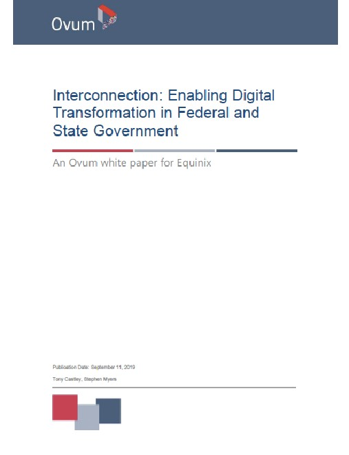 eBook: Enabling digital transformation in federal and state government image