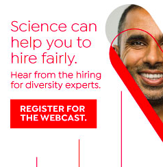 Free Webinar: Hiring for diversity, the essential guide image