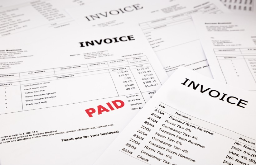 Survey reveals which commonwealth agencies pay invoices on time