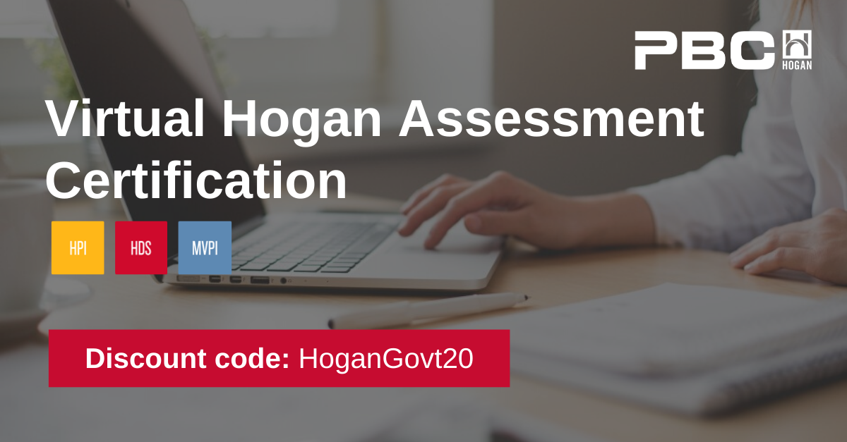 Hogan Certification Workshop for selection, talent identification and development image
