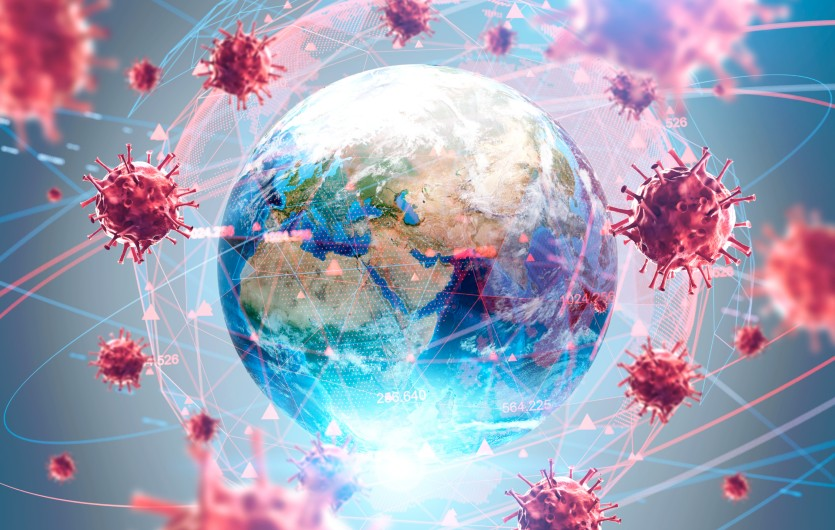 A visual history of pandemics
