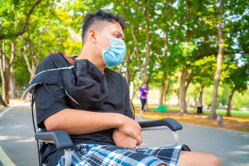 Upscaling the healthcare sector, real-time: Australian disability researchers call for a coronavirus response package