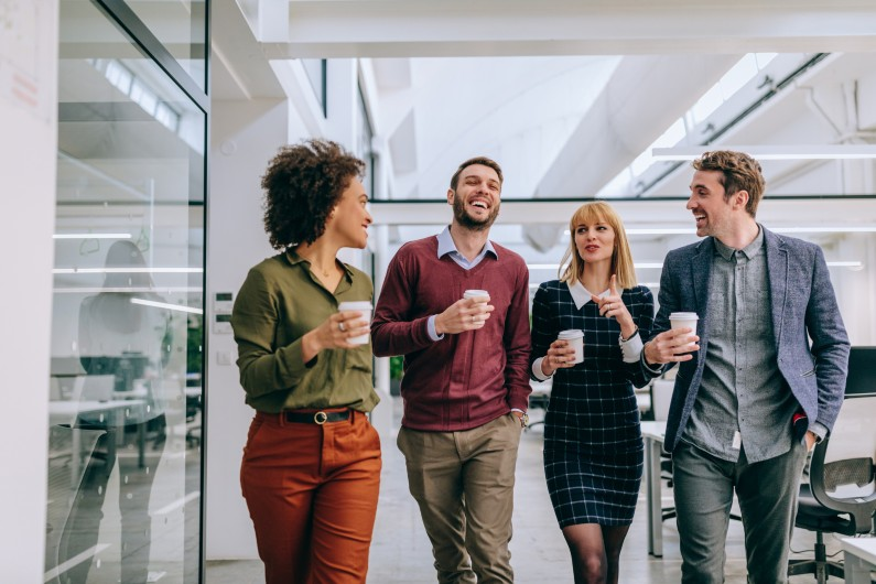 Five things leaders do that stifle innovation and the four types of people who can keep it moving