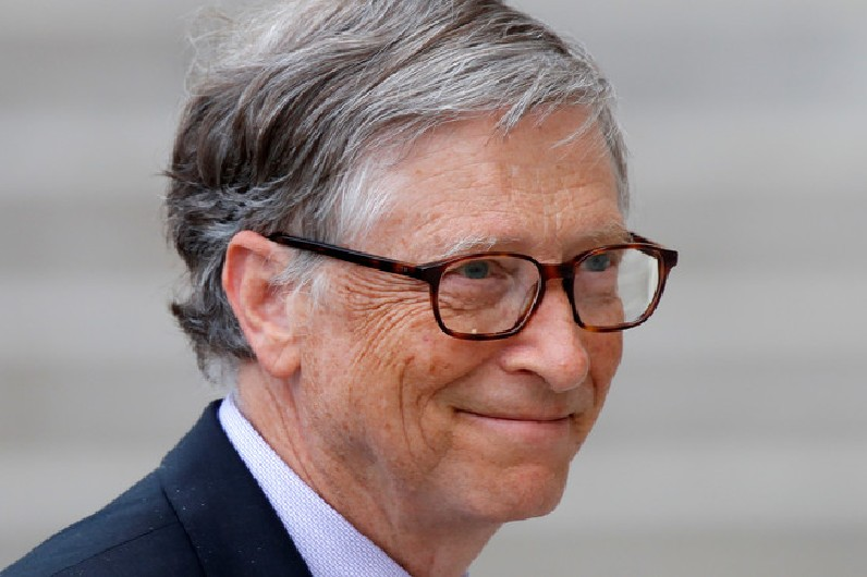Bill Gates is funding new factories for potential coronavirus vaccines