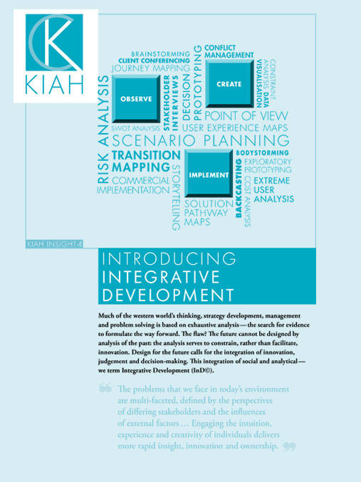 eBook: Plan for the future with integrative development image
