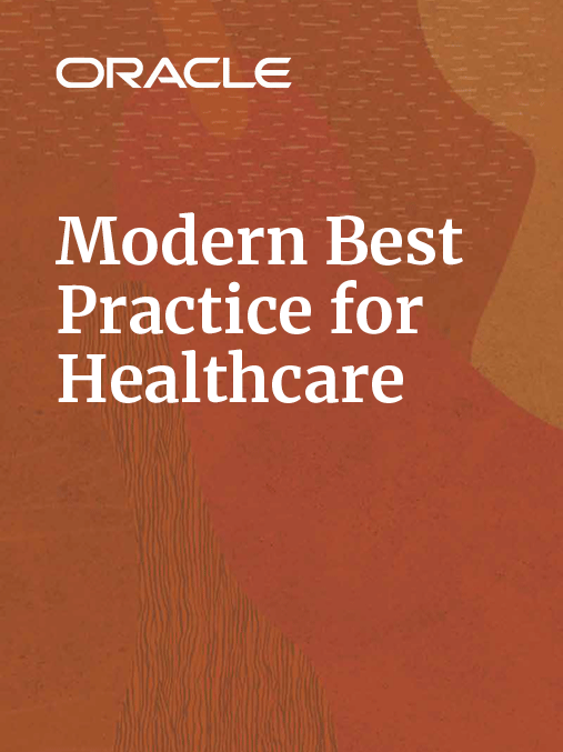 eBook: Modern best practice for healthcare image