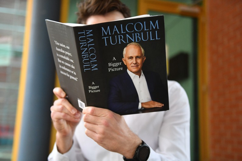 Leak of Turnbull's memoir to be referred to AFP
