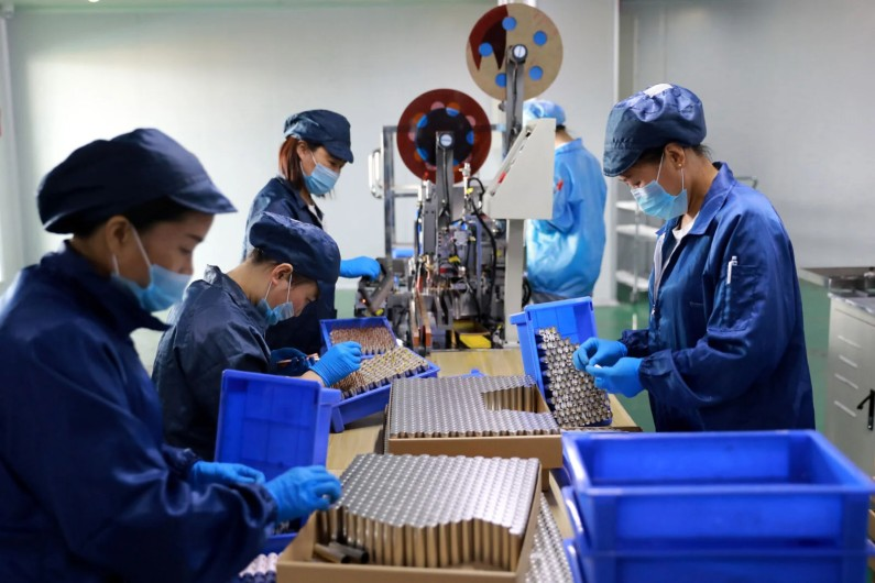 Case study: To understand the medical supply shortage, it helps to know how the US lost the lithium ion battery to China