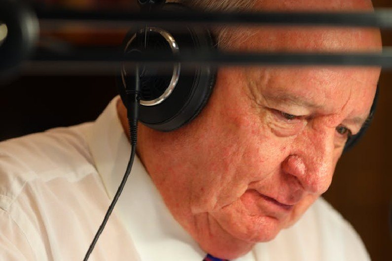 The times suited him, then passed him by: the Alan Jones radio era comes to an end