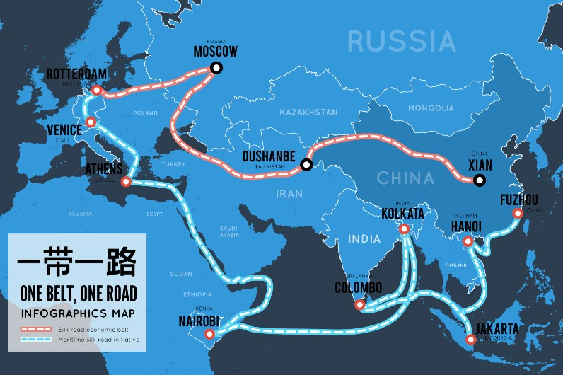 How will COVID-19 affect China's Belt and Road Initiative?