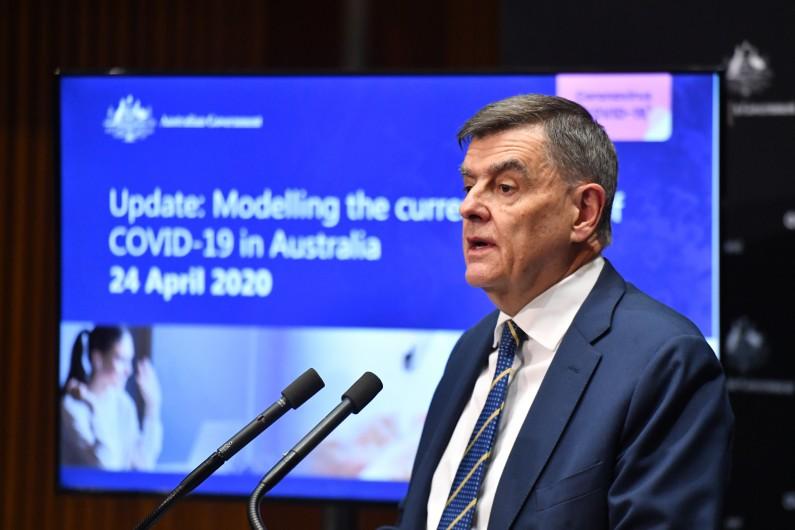 Brendan Murphy, Caroline Edwards on what moved Australia through COVID-19