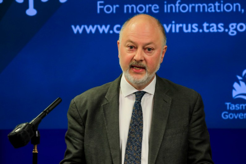 Mark Veitch: pandemic policy advisor making a difference