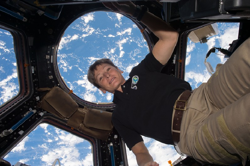An astronaut got a blood clot in space – now our study shows how to best protect crew