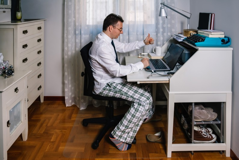Working from home – has it worked?