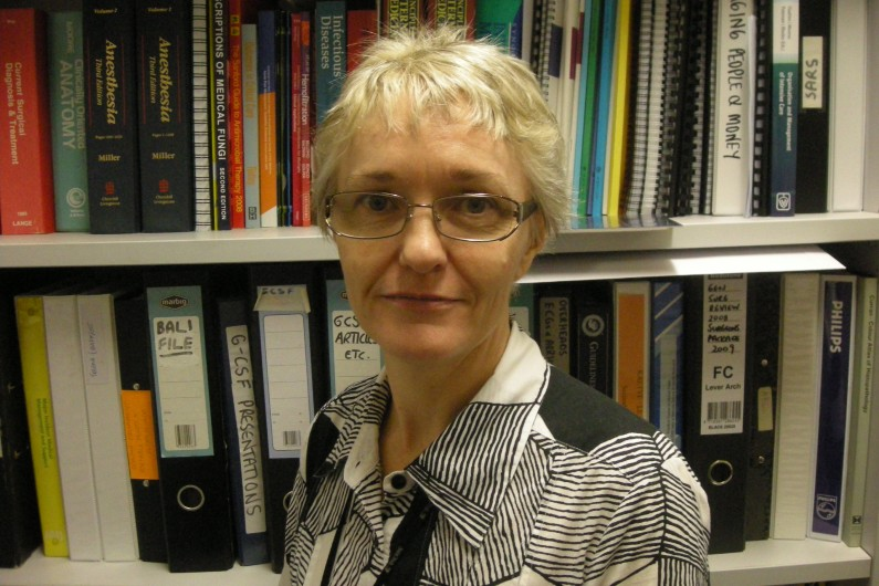 Dianne Stephens: pandemic policy advisor making a difference