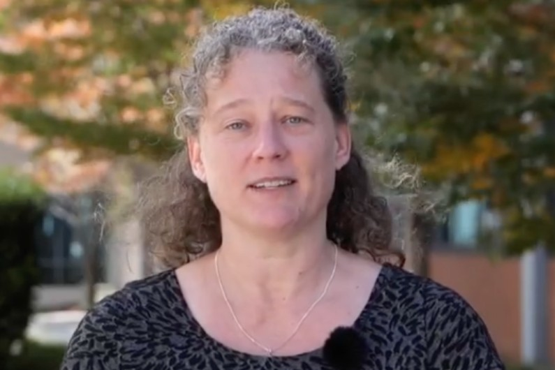 Kerryn Coleman: pandemic policy advisor making a difference