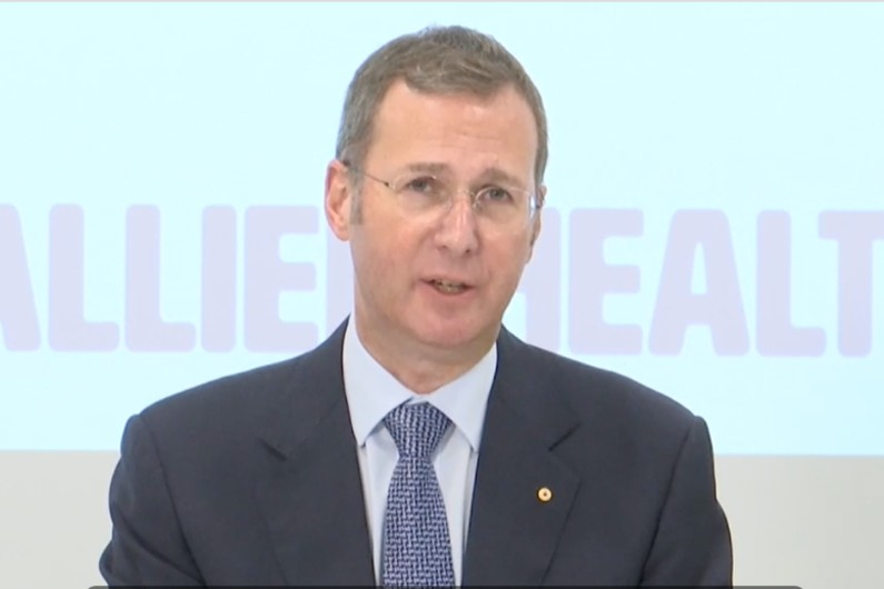 Michael Kidd: pandemic policy advisor making a difference