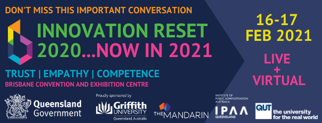 Innovation Reset 2020: Trust | Empathy | Competence – How the new public work is the new work of government, the public service and many others too. image