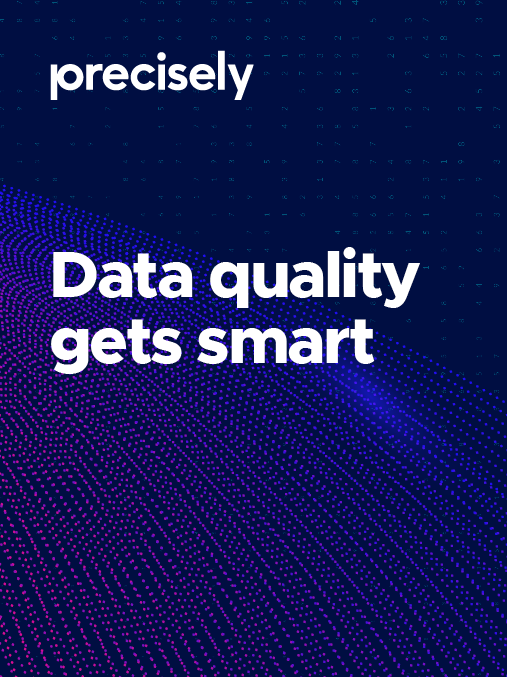 eBook: Data quality gets smart – governance powered by machine learning image