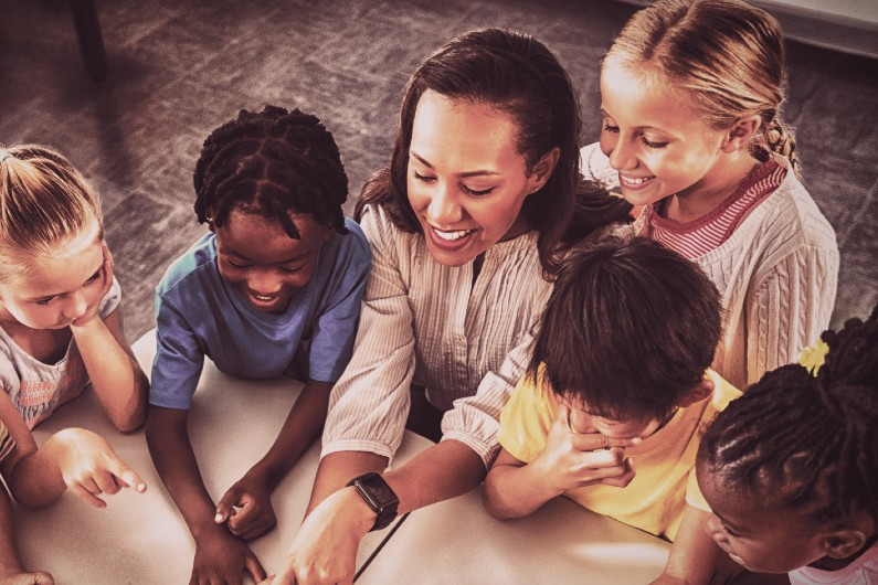 Opinion: we're 'not natural teachers' – COVID-19 shows parents the high value of early childhood education and care