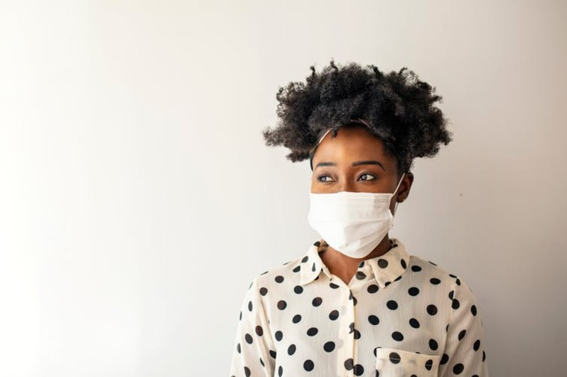 Four potential consequences of wearing face masks we need to be wary of