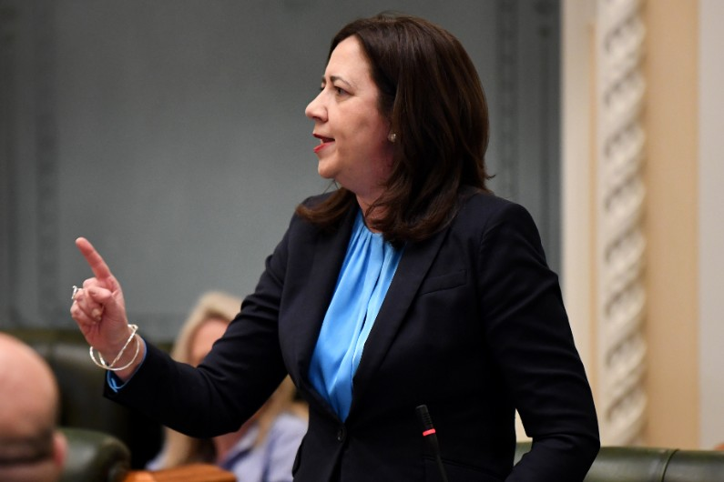 New Qld public service laws to 'ensure good work is recognised', says premier