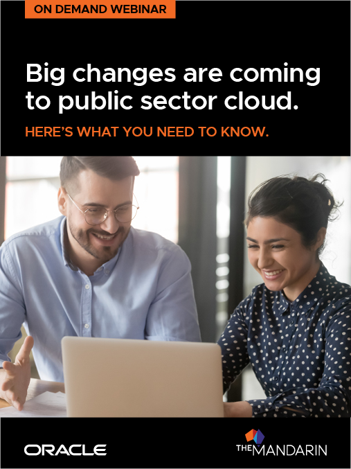Webinar: Big changes are coming to public sector cloud. Here's what you need to know image
