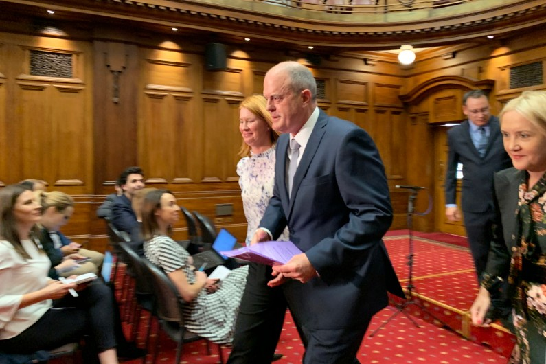 Ahead of the New Zealand election, Todd Muller's resignation is a national nightmare – and a sign of a toxic political culture