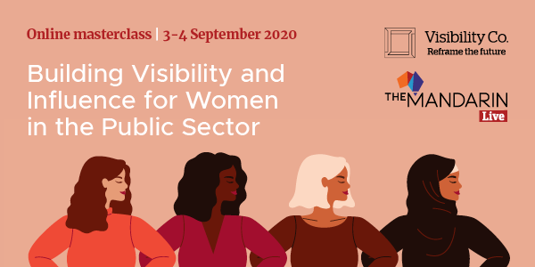 Masterclass: Visibility and Influence for Women in the Public Sector image