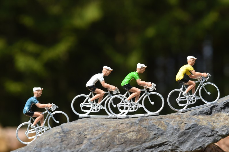 The Tour de France is going virtual, and it starts this weekend