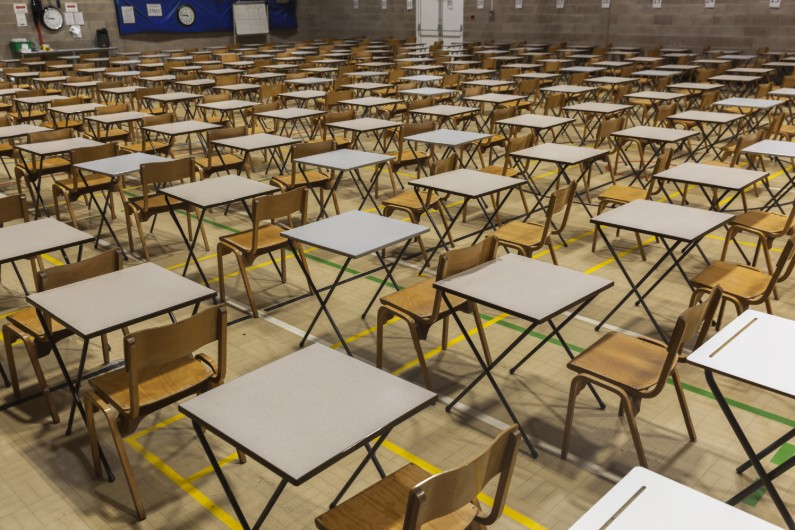 We know by Year 11 what mark students will get in Year 12. Do we still need a stressful exam?