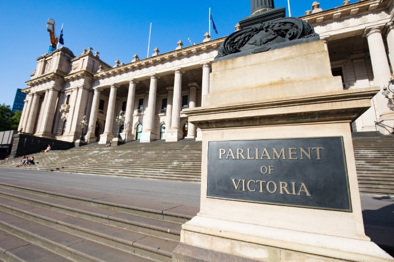 Jeremi Moule replaces Eccles as top Victorian public servant