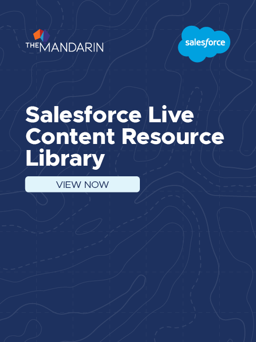 On Demand: Salesforce Live – Relive a day of innovation and inspiration image