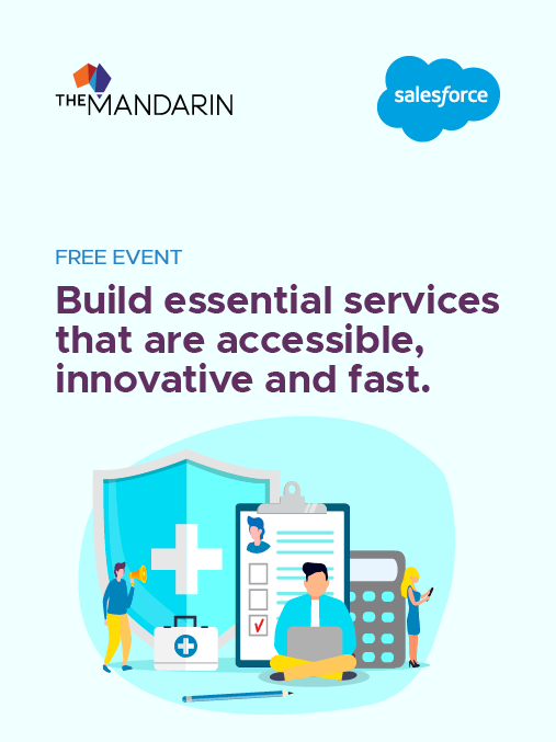 Webinar: How to build essential services that are accessible, innovative, and fast with Victor Dominello, Minister for Customer Service, NSW Government image