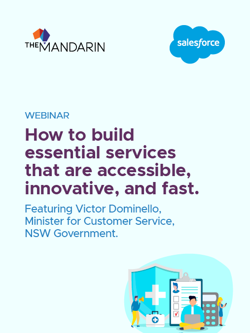 Webinar: How to build essential services that are accessible, innovative, and fast image