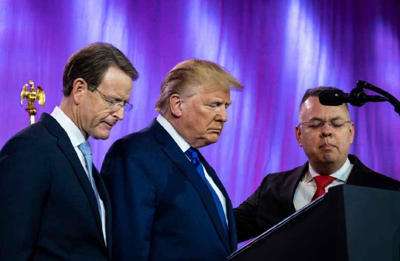 Why Donald Trump still appeals to so many evangelicals
