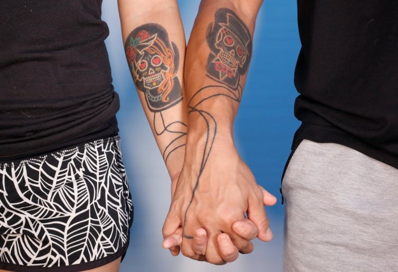 Who owns the copyright to your tattoo?