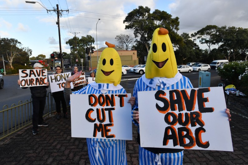 It's not only News Corp and the Coalition. The ABC is a victim of its own culture wars