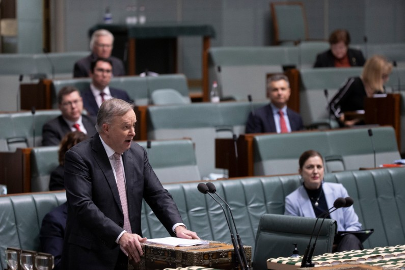 An Aussie CDC: Labor reveals plans for government in budget reply