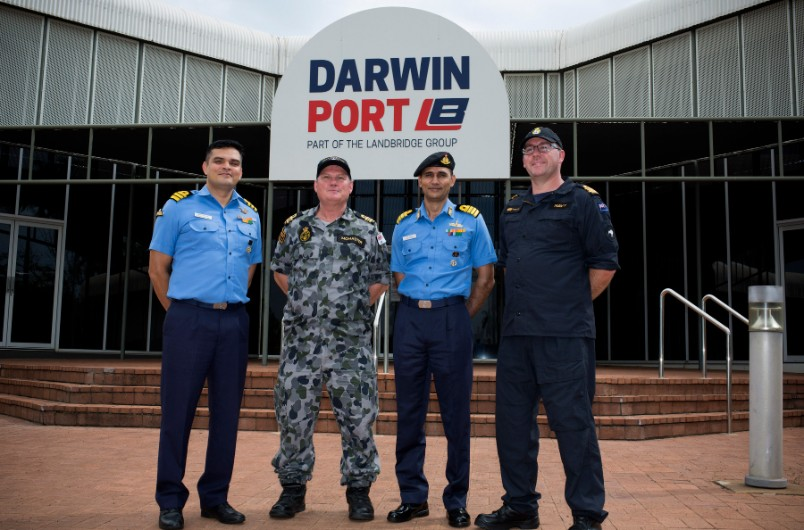 Opinion: a belt and road by any other name. The government must review the Darwin Port lease