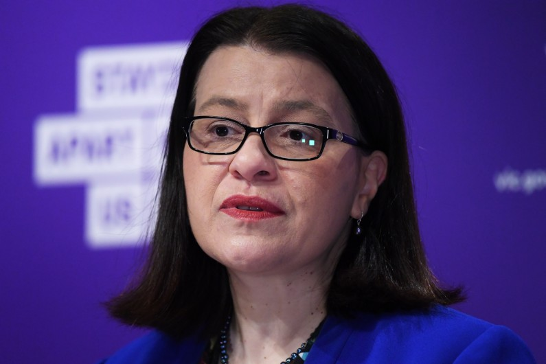 The Briefing: Jenny Mikakos' resignation, 'collective decision-making' and systemic contracting at Victoria's hotel quarantine inquiry